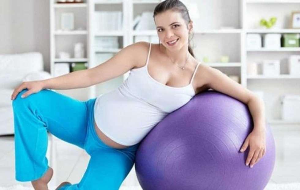 تمارين تسهيل الولادة