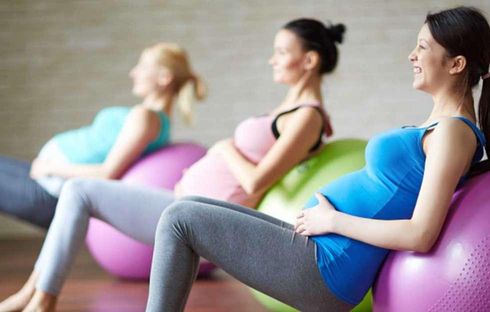 رياضة الحامل